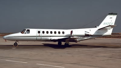 N42CV - Cessna 560 Citation V - Private