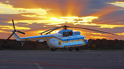 29 - Mil Mi-8 Hip - Ukraine - Ministry of Emergency Situations