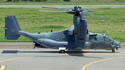 11-0061 - Boeing CV-22B Osprey - United States - US Air Force (USAF)