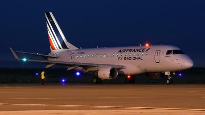 F-HBXK - Embraer 170-100LR - Air France (Régional Compagnie Aerienne)