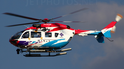 A picture of JA32AR - Airbus Helicopters H145 - [4022] - © Ryan Notestine