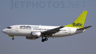 YL-BBP - Boeing 737-522 - Air Baltic