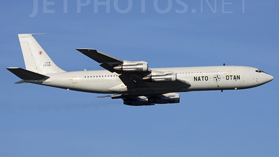 LX-N20199 - Boeing 707-329C - NATO - Airborne Early Warning Force