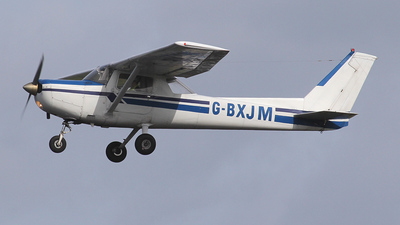 G-BXJM - Cessna 152 - Private