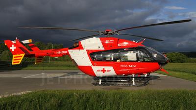 HB-ZRB - Eurocopter EC 145 - REGA - Swiss Air Ambulance