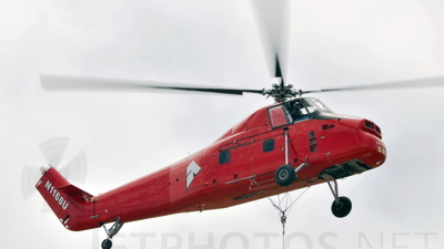 A picture of N1168U - Sikorsky S58ET - [581070] - © W.A. Kazior