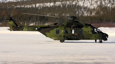 NH-209 - NH Industries NH-90TTH - Finland - Army