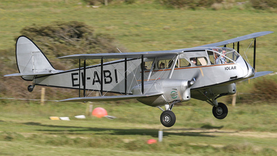 EI-ABI - De Havilland DH-84 Dragon - Private
