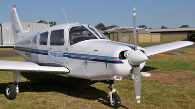 VH-SFM - Piper PA-28-161 Warrior II - Schofields Flying Club