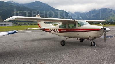 A picture of DEGSI - Cessna T210L - [21060057] - © Marc Ulm