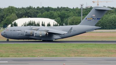 04-4130 - Boeing C-17A Globemaster III - United States - US Air Force (USAF)