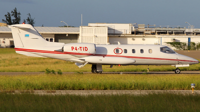 P4-TID - Gates Learjet 35A - Tiara Air