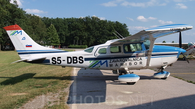A picture of S5DBS - Cessna TU206G Turbo Stationair - [U20604717] - © Branko Cesljas