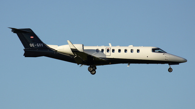 OE-GFF - Bombardier Learjet 45 - Baltic Jet Aircompany