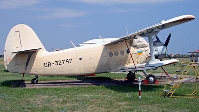 UR-32747 - PZL-Mielec An-2R - Aero Сlub - Odessa