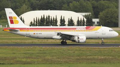 EC-HYD - Airbus A320-214 - Iberia