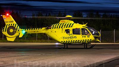 OH-HMF - Eurocopter EC 135P2+ - Skärgårdshavets Helikoptertjänst (SHT)