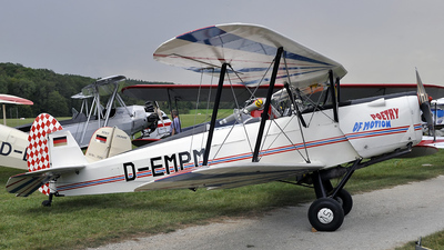 D-EMPM - Stampe and Vertongen SV-4C - Private