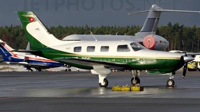 HB-PPC - Piper PA-46-350P Malibu Mirage - Private