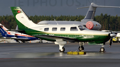 A picture of HBPPC - Piper PA46350P - [4636298] - © Günther Feniuk