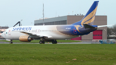 AP-BJR - Boeing 737-4Q8 - Shaheen Air International