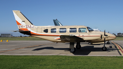 A picture of VHZMJ - Piper PA31325 - [317912011] - © Brenden