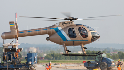 UR-VOLK - McDonnell Douglas MD-520N - Private