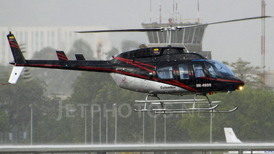 HK-4809 - Bell 206L-1 LongRanger II - HeliFly