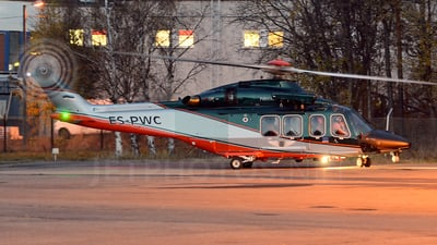 ES-PWC - Agusta-Westland AW-139 - Estonia - Border Guard