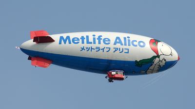 A picture of N614LG - American A60R - [014] - © Ryotaro@Shinozaki