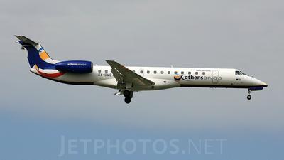 SX-CMC - Embraer ERJ-145EU - Athens Airways