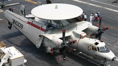 165817 - Grumman E-2C+ Hawkeye 2000 - United States - US Navy (USN)