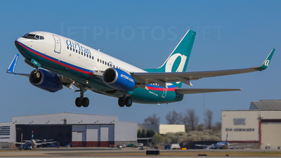 N318AT - Boeing 737-7BD - airTran Airways