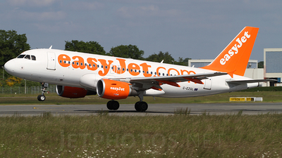 G-EZGL - Airbus A319-111 - easyJet