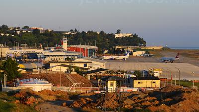 LTCG - Airport - Ramp