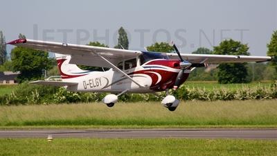 D-ELGY - Cessna 182T Skylane - LGM Verkehrsfliegerschule