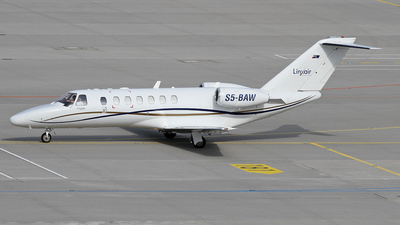 S5-BAW - Cessna 525B CitationJet 3 - Linxair