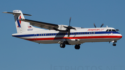 N451AT - ATR 72-212 - American Eagle (Executive Airlines)