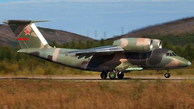 RF-72019 - Antonov An-72P - Russia - Air Force