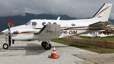PR-OIM - Beechcraft C90B King Air - Private