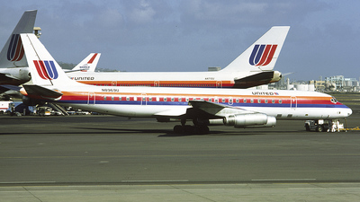 N8969U - Douglas DC-8-62(F) - United Airlines