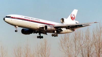 JA8546 - McDonnell Douglas DC-10-40 - Japan Airlines (JAL)