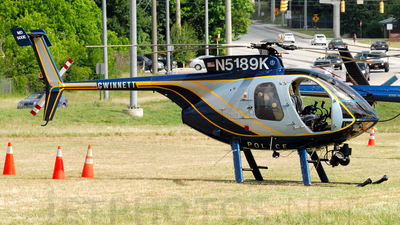 A picture of N5189K - MD Helicopters MD 500 - [0095E] - © Agustin Anaya