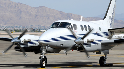 N247CH - Beechcraft C90GT King Air - Private