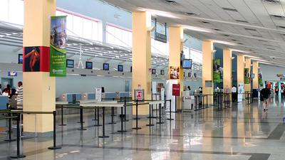 TTPP - Airport - Terminal