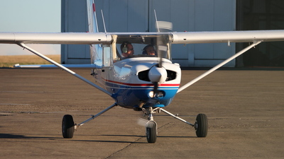 A picture of GMFLM - Cessna F152 - [1451] - © John Burton