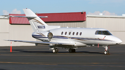 N66ZB - Raytheon Hawker 800XP - Private