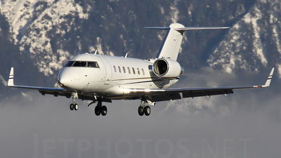 9H-AFQ - Bombardier CL-600-2B16 Challenger 605 - Comlux Aviation Malta