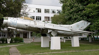 50 - Mikoyan-Gurevich MiG-19 Farmer - Soviet Union - Air Force