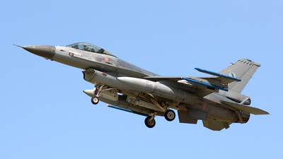J-873 - General Dynamics F-16AM Fighting Falcon - Netherlands - Royal Air Force